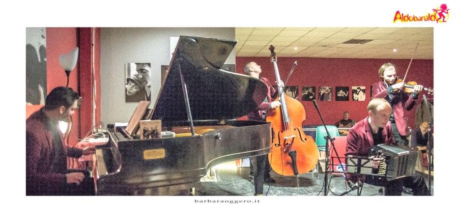 Solo Tango Orquesta Aldobaraldo Barbara Oggero fotografia tango