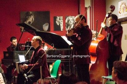 Solo Tango Orquesta concerto Aldobaraldo Barbara Oggero fotografia Torino