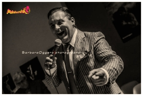 """Giacomo """"Santiago"""" Maini Barbara Oggero fotografia Tango Aldobaraldo Torino cantor concerto"""
