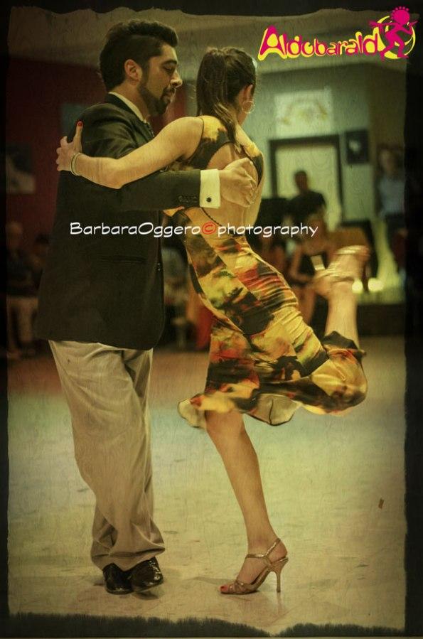 Barbara Oggero fotografia Damian Mechura y Jimena Romero Barbieri Tango