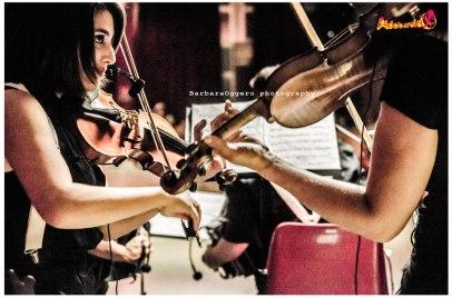 Barbara Oggero fotografia tango Orquesta tipica Andariega