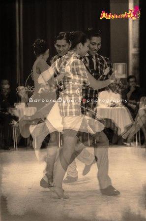 Barbara Oggero fotografia Tango