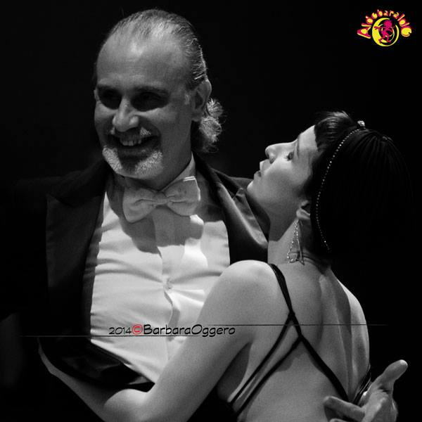 Barbara Oggero foto Tango