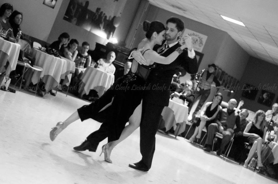 Rosanna Gaetano Alberto Bosi Aldobaraldo Torino Tango esibizione