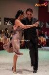 Adrian Aragon y Erika Boaglio