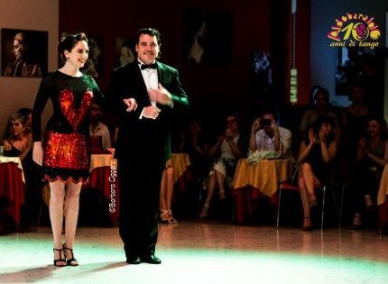 Fabian Salas y Lola Diaz