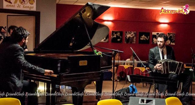 duo ranas tango aldobaraldo torino musica dal vivo