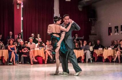 marcelo ramer selva mastroti ateneo del tango aldobaraldo esibizione tango argentino maestri