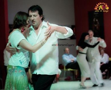 Josè Vazquez y Anna Yarigo + Los Guardiola