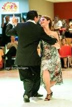Josè Vazquez y Anna Yarigo