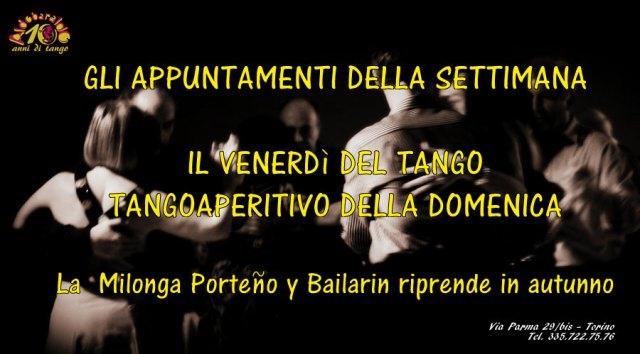Impara a ballare il tango nella nostra scuola