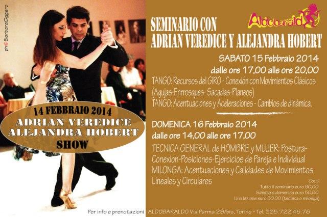 Scopri come imprare il tango argentino a Torno grazie a due grandi maestri