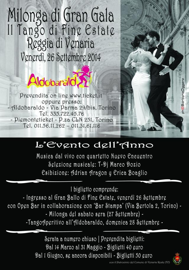 Tango Reggia Venaria