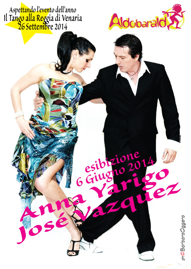 Barbara Oggero fotografia Josè Vazquez y Anna Yarigo