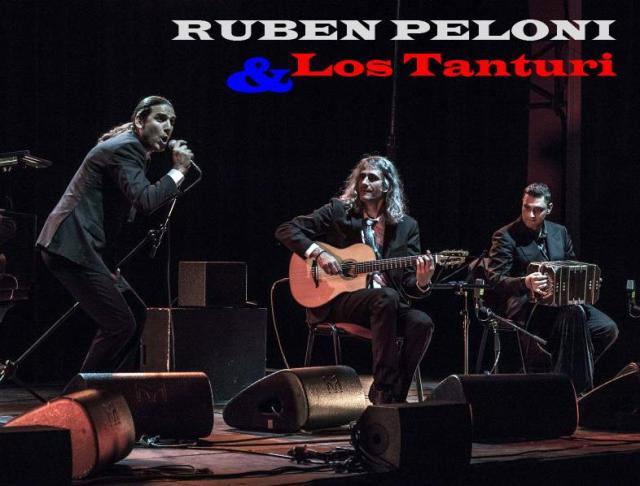 Ruben Pelosi e Los Tanturi Orquesta tipica Tango Argentino musica dal vivo Aldobaraldo