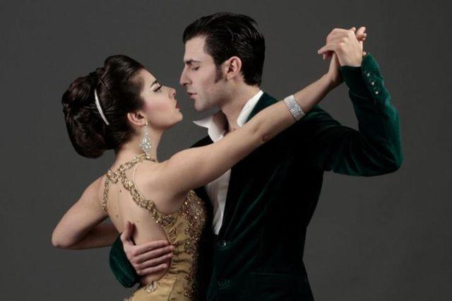 Aldobaraldo Torino Tango esibizione Sol Cerquides y Fernando Gracia