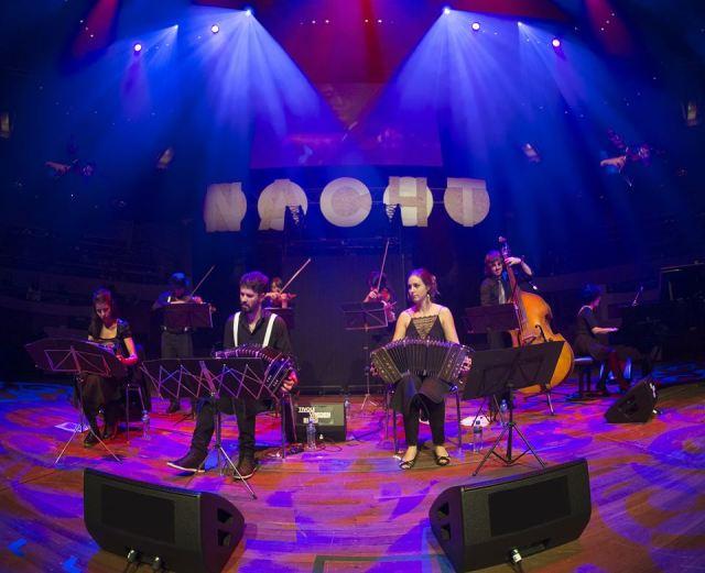 andariega orquesta aldobaraldo torino concerto milonga con musica dal vivo torino