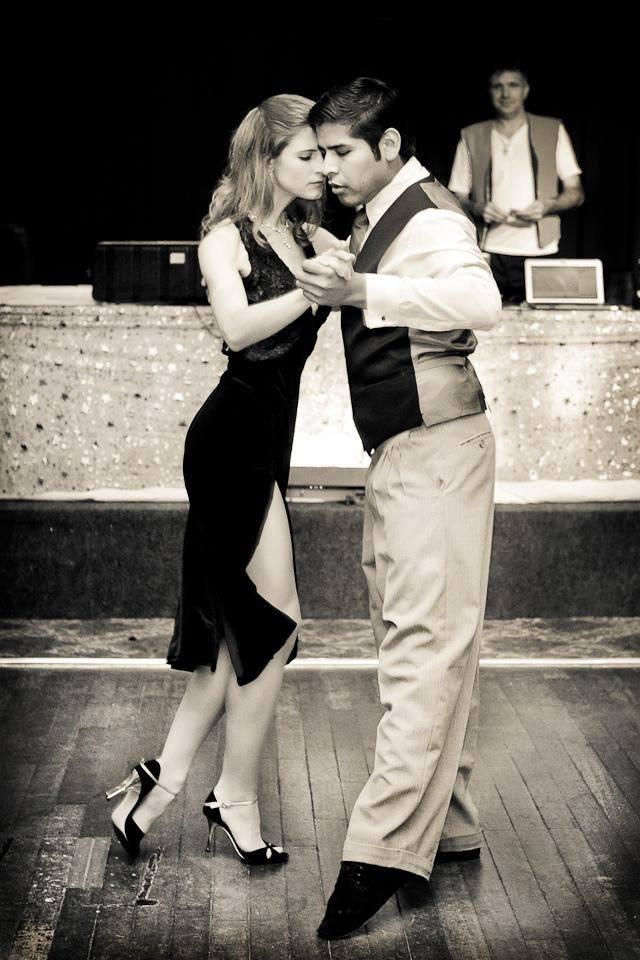 miriam orcutt y dante culcuy esibizione aldobaraldo tango