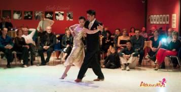Hernan Rodriguez y Florencia Labiano XIII Torino Anima Tango festival