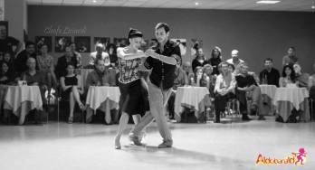 Marcelo Ramer y Selva Mastroti XIII Torino Anima Tango festival