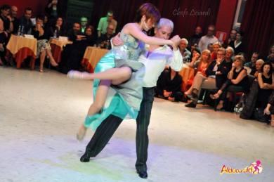 Roberto Reis y Natalia Lavandeira XIII Torino Anima Tango festival