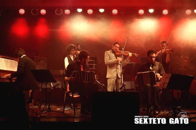 sexteto gato buenos aires musica dal vivo orchestra aldobaraldo milonga serata unica prima volta