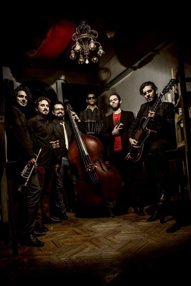 sexteto fantasma aldobaraldo torino milonga musica dal vivo tango
