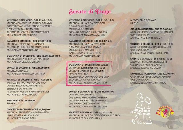 Torino Anima Tango festival Aldobaraldo milonga stage musica dal vivo orchestre
