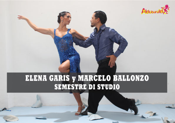 Aldobaraldo scuola tango argentino torino elena garis marcelo ballonzo corsi ballo